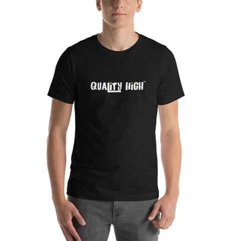Short-Sleeve Men's T-Shirt - Quality High - Weed