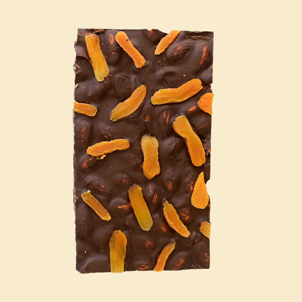 80% Dark Chocolate Bark — Mixed flavors