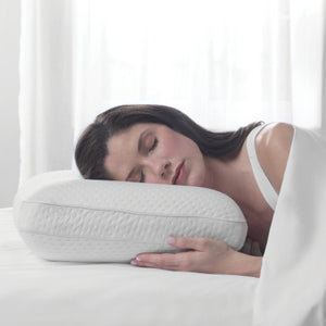 Luxury Extraordinaire Gusseted Memory Foam Pillow