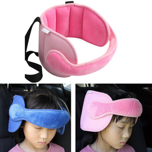 Kids Head Supporting Sleep Car Pillow