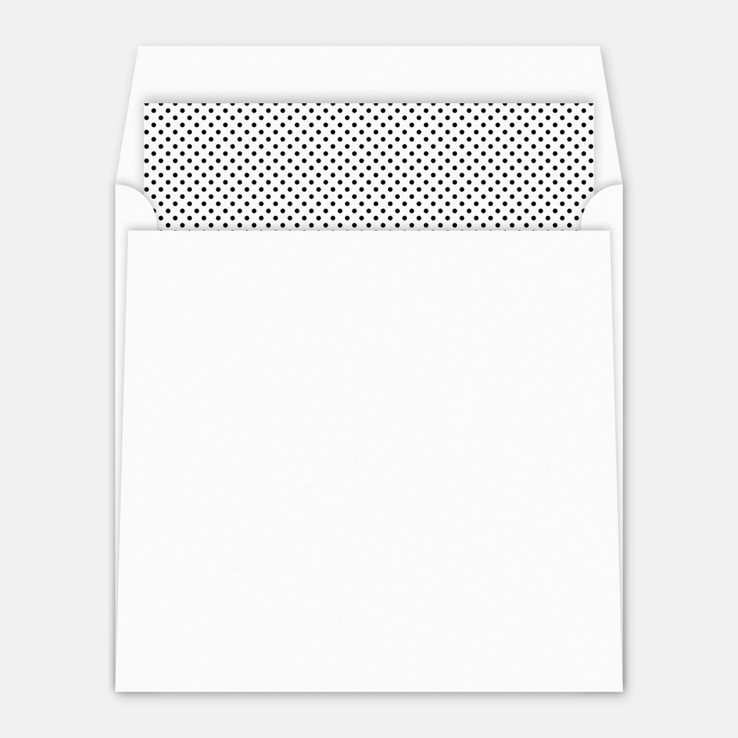 Gonna Pop Baby Shower Invitations – Envelope Liner