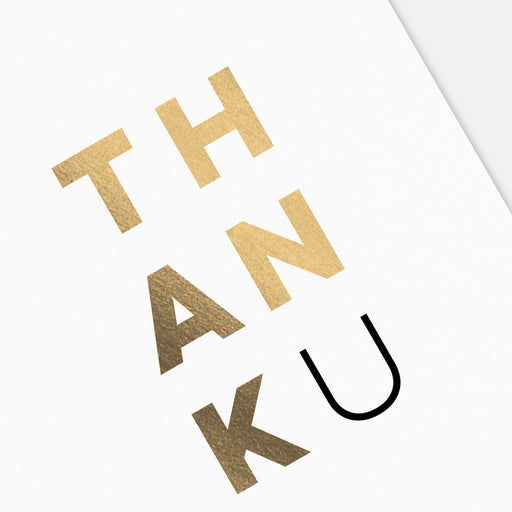 ThankU Cards – Detail View