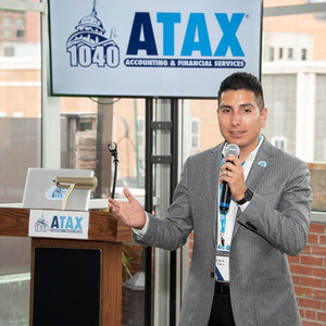 ATAX Franchise - #CreoEnTi Business Ambassador