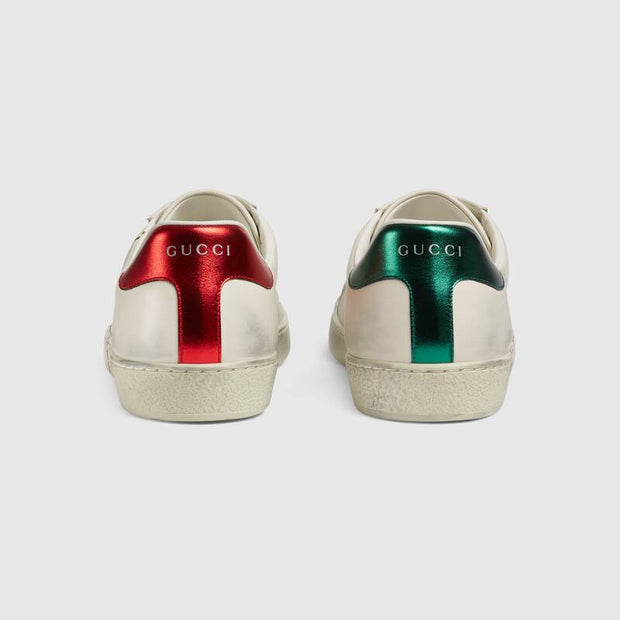 Ace sneaker with Gucci Blade