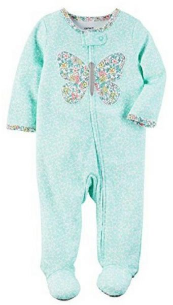 Carters Sleepwear For Unisex, Newborn