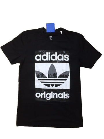 Adidas Straight Out Tee, Black