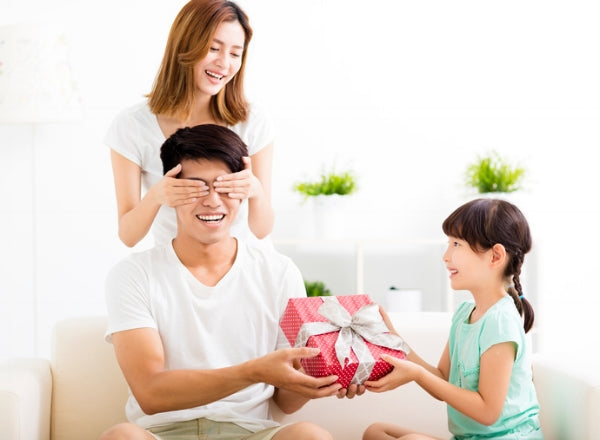 Finding The Perfect Healthy Father's Day Gift