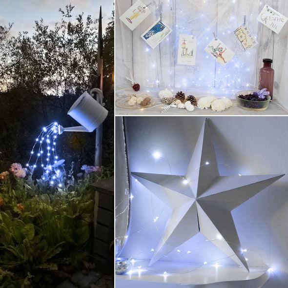 AMIR Solar String Lights