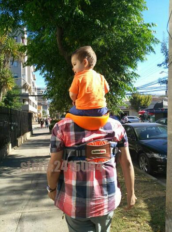 Baby Shoulder Carrier