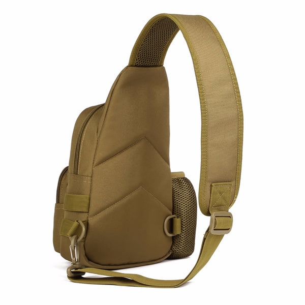 Military Style Tactical Should Bag Back Pack '