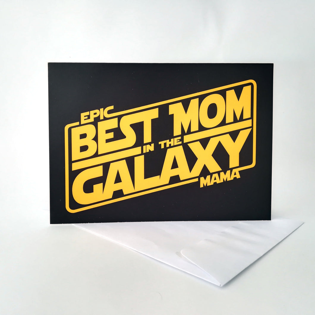 The best mom in the galaxy