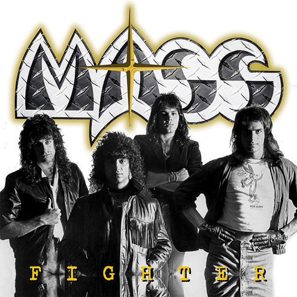 Mass to release previously unreleased album Fighter on LP + CD