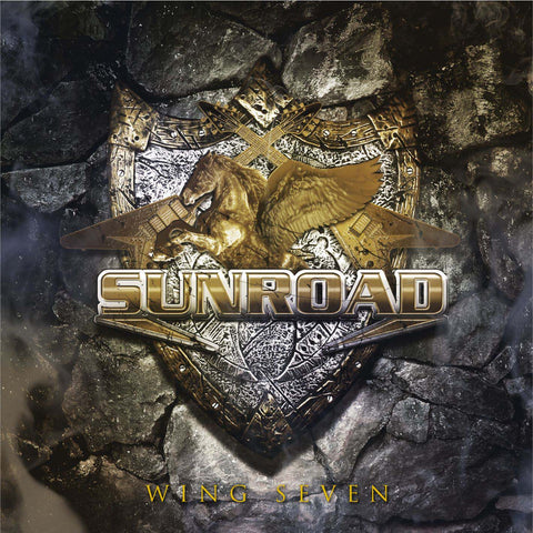 Sunroad - Wing Seven [CD]