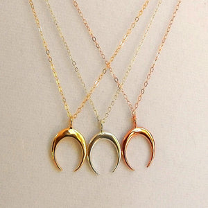 FREE Gold plated minimal, petite necklace