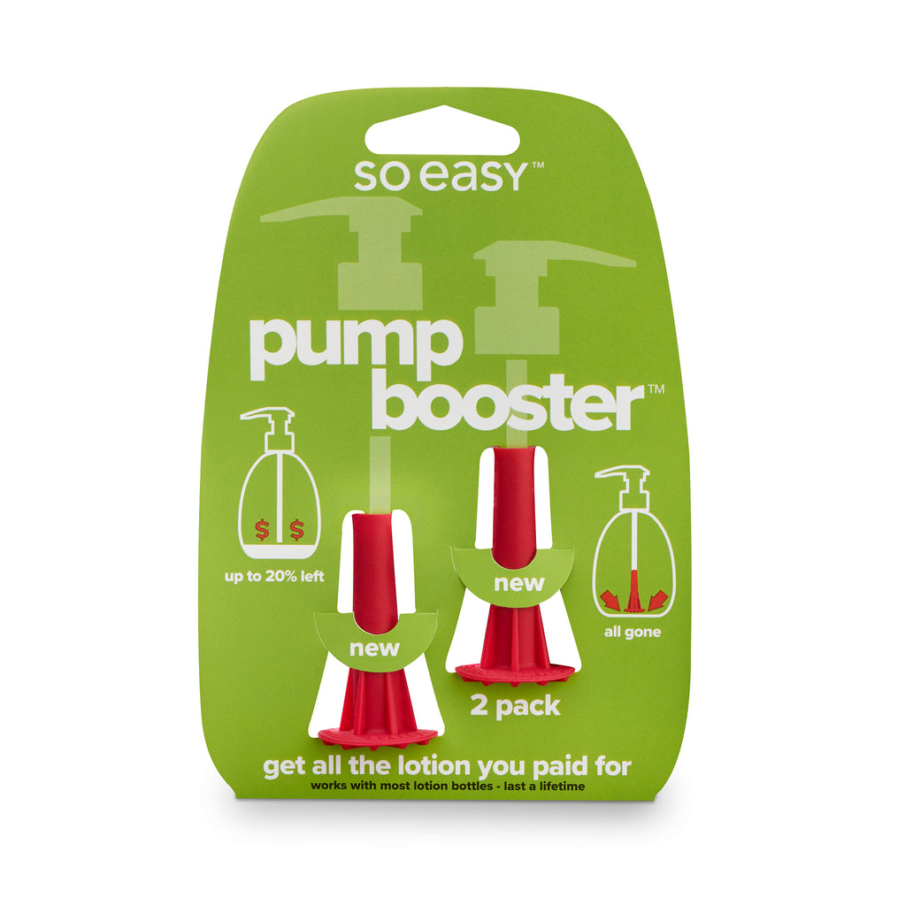 Pump Booster 2-Pack