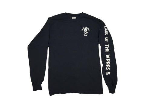 LOTWC LS - BLACK w WHITE PRINT - Lake of the Woods Club
