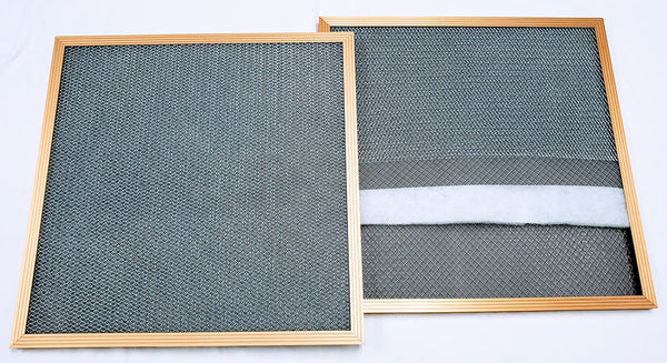 Electrostatic Air Filter  Gold