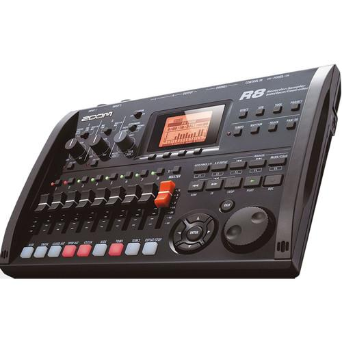 Zoom R8 8-Track Digital Recorder