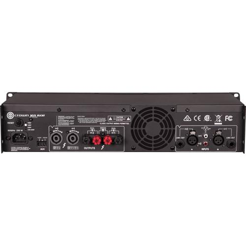 Crown XLS1502 Crown Audio Stereo Power Amplifier 525W At 4 Ohm