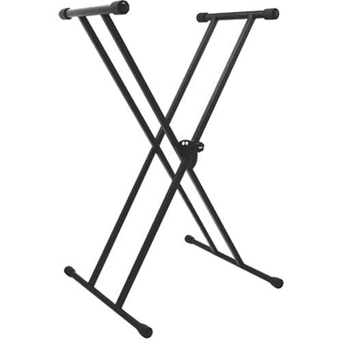 On-Stage Ks7191 Classic Double-X Keyboard Stand