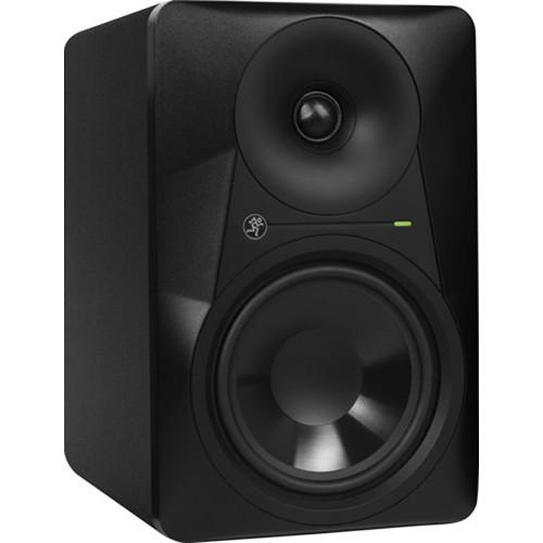 Mackie Mr624 65 2-Way Powered Studio Monitor Single