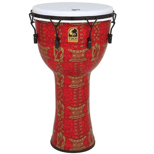 Toca Tf2Dm-10T  Djembe Toca Tf2Dm-10T 10 Mechanically-Tuned Thinker