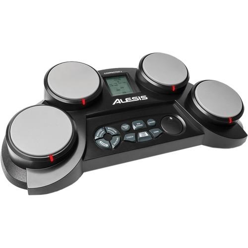 Kit de batterie portable de table Alesis Compactkit 4 4-Pad