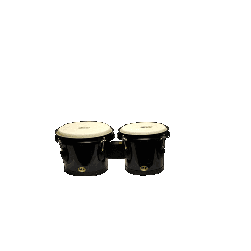 "Mano Percussion MP715-BL Blue 7""  8"" Shells"