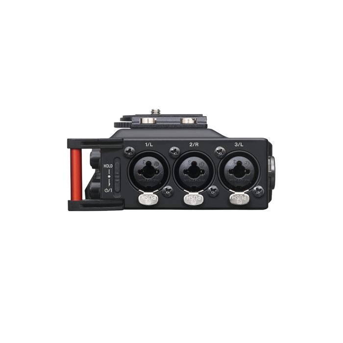 Tascam Dr-70D Linear Pcm Recorder For Dslr
