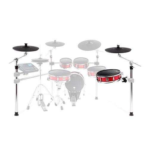 Kit d'extension Alesis Strike Pro Expansion Pack comprenant 14 Tom et deux cymbales 14 Crash