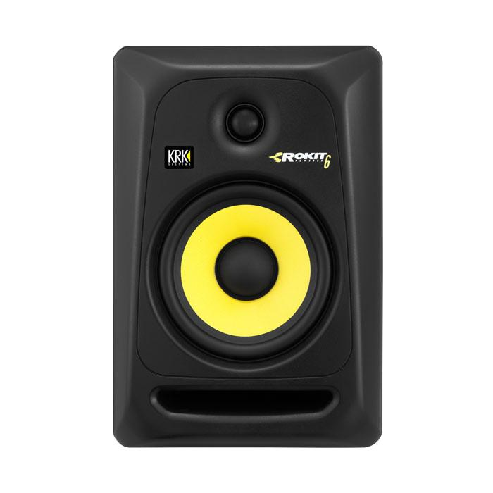 KRK Rokit Rp6 G3 Each Powered 2-Way Active Monitor