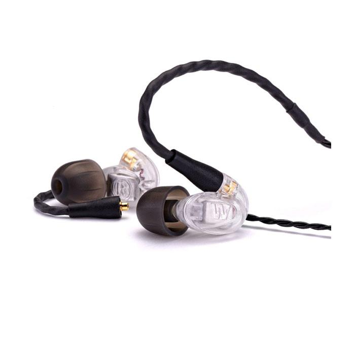 Westone Um Pro 10 Clear High Performance Single Driver Earphone With Removable Cable