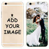 Custom Personalized your Photo in Fitted Case
