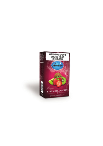 Amaren Hookah Tobacco - Kiwi & Strawberry