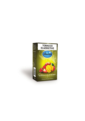 Amaren Hookah Tobacco - Mango Strawberry