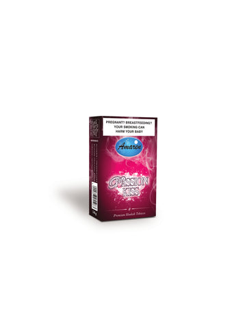 Amaren Hookah Tobacco - Passion Kiss