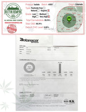 Load image into Gallery viewer, 100 Grams Pure CBD Isolate - 99.74% CBD