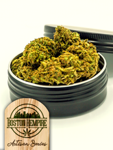 Load image into Gallery viewer, 30 Pack Organic Elektra 1/8oz Tins - 12.5% CBD