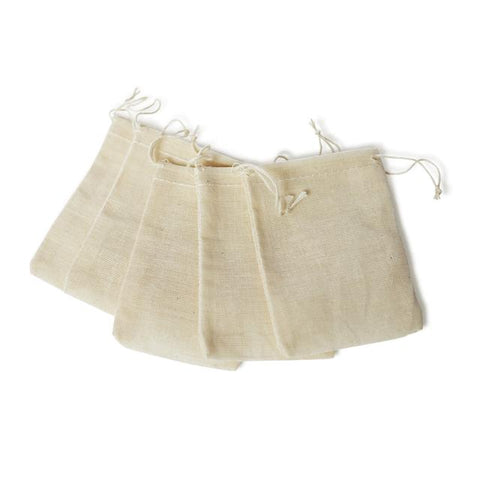 Re-usable Muslin Bags