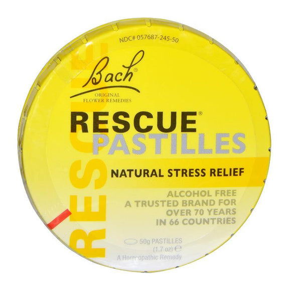 Bach Rescue Remedy Pastilles - Original - 50g