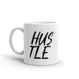 Hustle White 11oz Mug - Mystical Berries