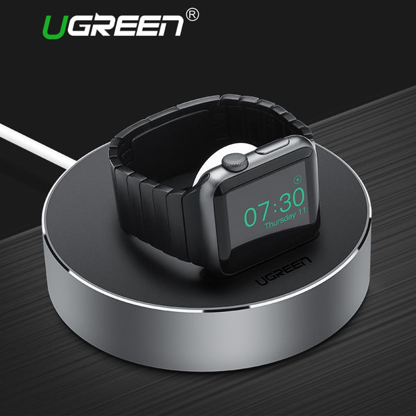 Ugreen Wireless Charging Holder for Apple Watch Charger Dock Station For 38mm 42mm For Apple Watch 4 3 2 Wireless Charger Holder