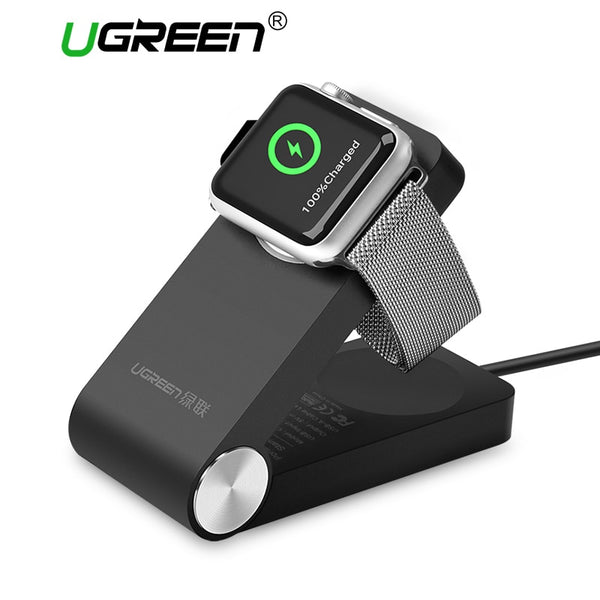 Ugreen Wireless Charger for Apple Watch Charger Foldable MFi Certified Charger 1.2m Cable For Apple Watch Series 4/3/2/1 Charger