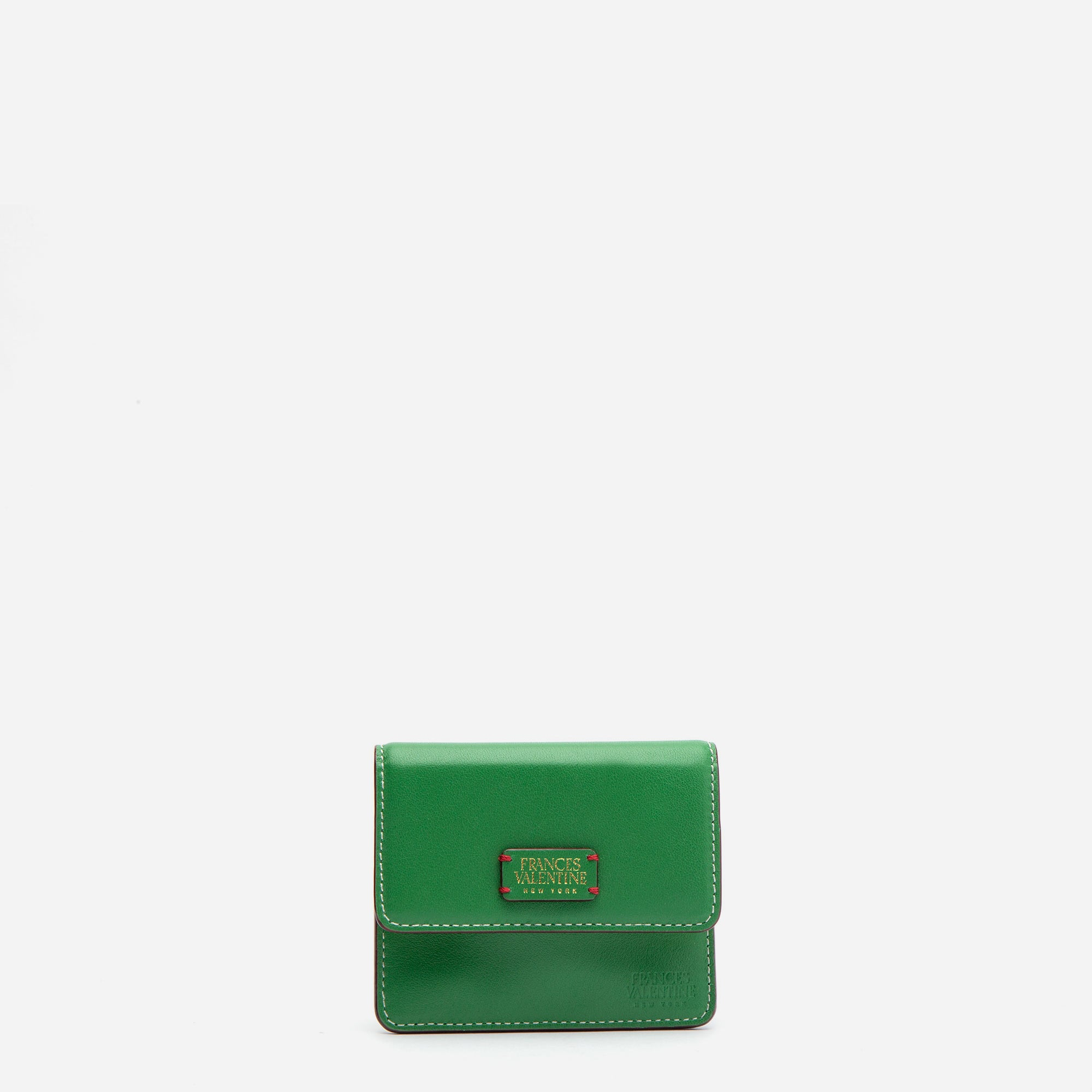 Susan B. Anthony Wallet Green Yellow
