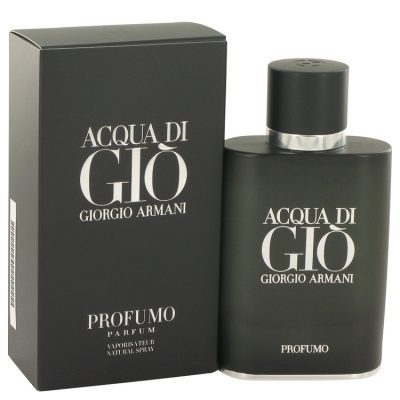 Armani Acqua Di Gio Black 100ml (Profumo)