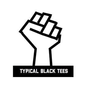 Typical Black Tees