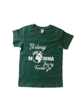 Load image into Gallery viewer, I'll Always Love My Mama Kids t-shirt