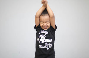 I'll Always Love My Mama Kids t-shirt