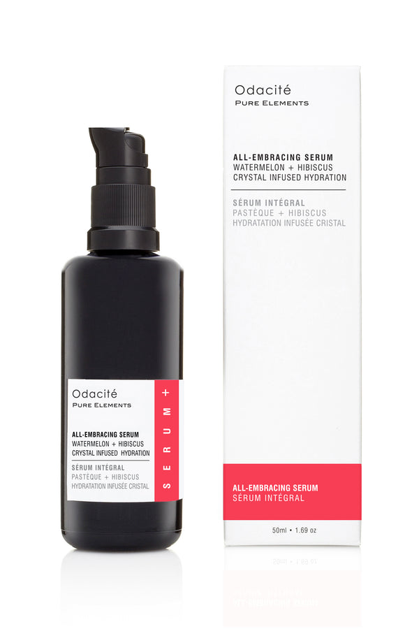 All-Embracing Watermelon & Hibiscus Serum