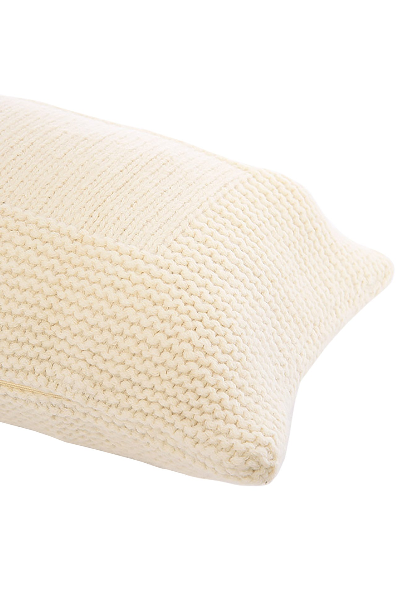 Abrazo Hand Knit Alpaca Pillow Cover